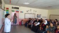 Çekerek'te Köylerde Kanser Eğitimi Verildi
