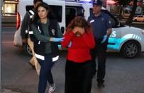 KADIN POLİS - Cezaevi Firarisi Suç Makinesi Kadın Bu Kez Kaçamadı