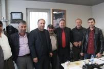 Çıldır AK Parti'den PTT'ye Ziyaret