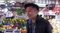 GIZEMLI - Çinli Gurme 'Bursa Siyahı'na Hayran Kaldı