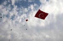 METİN OKTAY - Dünya'nın 5. En Büyük Uçurtması Kocaeli'de Gökyüzünü Renklendirdi