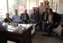 MEHMET ÖZDEMIR - Eğirdir'deki 6 Köy Muhtarından 'Kovada Yolu Genişletilsin' Çağrısı