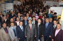 SEYFETTIN AZIZOĞLU - Erzurum 7. İstihdam Fuarı Ve Kariyer Günleri Ziyarete Açıldı