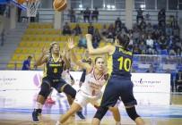 BIRSEL VARDARLı - Euroleague Women Açıklaması Olympiakos Açıklaması 54 - Fenerbahçe Açıklaması 63