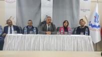 ABDULLAH ÇELIK - Giresun Üniversitesi Teknik Bilimler MYO Akademik Kurul Toplantısı Gerçekleşti