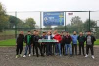 PİKNİK ALANI - Güneşler Ve Mahmudiye'ye Futbol Sahası