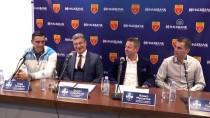 HALKBANK - Halkbank, Makedonya Hentbol Federasyonunun Resmi Sponsoru Oldu
