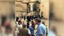 KıYAMET - İsrail Askerleri Bir Rahibi Tutukladı
