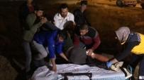 HAMIDIYE - Karaman'da İki Gurup Arasında Bıçaklı Kavga Açıklaması 3 Yaralı