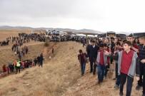 Kırıkkale'de 2 Bin Öğrenci 5 Bin Fidan Dikti