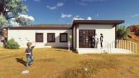 Kırıkkale'de Mahalle Konaklarının Yapımı Devam Ediyor