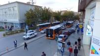 Kırşehir'de 28 Otobüs Ulaşım Master Planıyla Hizmet Veriyor