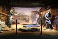 PANORAMA - Kurtuluş Panorama Müzesi'ni 80 Bin Kişi Ziyaret Etti