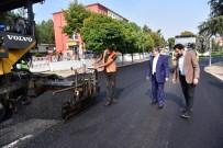 ALT YAPI ÇALIŞMASI - Mahalleler Geleceğe Hazırlanıyor
