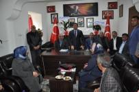ÜLKÜCÜ - MHP Kars İl Başkanı Adıgüzel, Basınla Buluştu