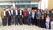 Milletvekili Cantimur'dan Arguvan'a Ziyaret
