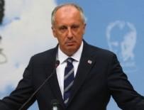 SÖZCÜ GAZETESI - Muharrem İnce'den adaylık açıklaması