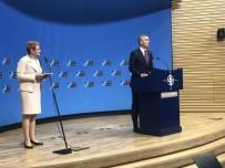 SOĞUK SAVAŞ - NATO Açıklaması 'Yeni Bir Soğuk Savaş İstemiyoruz'