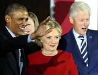 ŞÜPHELİ PAKET - Clinton ve Obama'ya bombalı paket gönderildi