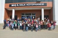 EĞİTİM DÖNEMİ - Öğrencilerle Polisler Birlikte Kitap Okudu