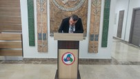 RAMAZAN ÖZCAN - Özcan'dan Gümrük Ve Ticaret Bölge Müdürlüğüne Ziyaret