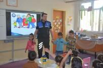 EĞİTİM DÖNEMİ - Polis Ekiplerinden Çocuklara Güvenlik Eğitimi