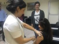 GRİP - Sağlık Çalışanlarına Grip Aşısı