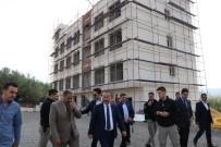 ALİ FUAT ATİK - Siirt'te 7 Milyon TL'lik Spor Kompleksi Yapılıyor
