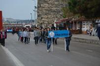 Sinop'ta Cumhuriyet Bayramı Provası