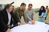 Şırnak 'Kent Park' Projesi İçin İlk Kepçe Vuruldu