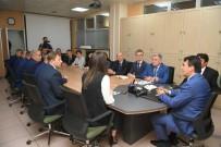Tataristan Heyeti Osmangazi'nin Projelerine Hayran Kaldı