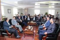 TBMM Üyesi Yaman, Başkan Bedirhanoğlu'nu Ziyaret Etti