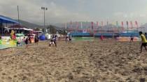 EFES - TFF Plaj Futbolu Ligi Finalleri Alanya'da Başladı
