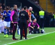 MAICON - UEFA Şampiyonlar Ligi Açıklaması Galatasaray Açıklaması 0 - Schalke 04 Açıklaması 0 (İlk Yarı)