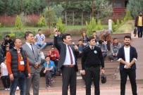 Üniversite De  10'Uncu Cumhuriyet Koşusu Yapıldı