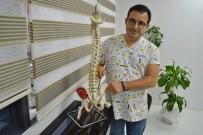 SAÇ BAKIMI - Uzman Fizyoterapist Söylemez Açıklaması 'Kuaförde Boyun Fıtığı Oluyoruz'