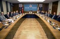 Vali Çeber Eximbank Karabük Şubesinin Açılması İçin Destek İstedi