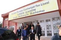 ULU CAMİİ - Yenişehir'deki Okullar Renkleniyor
