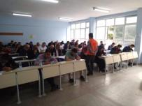 2.El Araba Alım Satımı MYK Sınavları Başladı