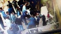2 Kadının Yaralandığı Tavanın Çökme Görüntüleri Ortaya Çıktı