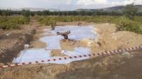 45 Metrekarelik Taban Mozaiği Muhafaza Altına Alındı