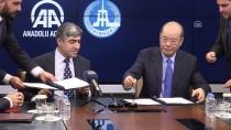 15 TEMMUZ DARBE GİRİŞİMİ - AA İle Şinhua İş Birliği Anlaşması İmzaladı