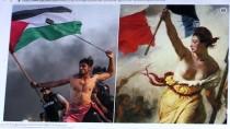 BASIN KURULUŞU - AA Muhabirinin Fotoğrafı Filistin Direnişinin Sembollerinden Biri Olma Yolunda