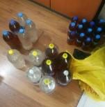 Adana'da 30 Litre Sahte İçki Ele Geçirildi