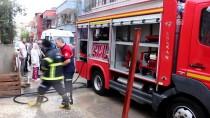 Adana'da Otomobilde Yangın