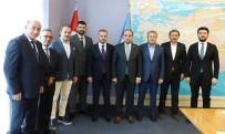 AYDIN ŞENGÜL - AK Parti İzmir'de 4 İlçe Başkanı Belli Oldu