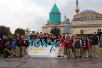 Amasya Polisinden Öğrencilere Konya İle Nevşehir Gezisi
