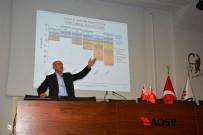 AOSB'de 'Enerji Verimliliği' Eğitimi