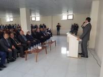Aşkale'de Kur'an Kursu Açılışı Yapıldı