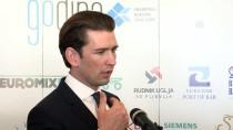İNSAN KAÇAKÇILIĞI - Avusturya Başbakanı Kurz'tan Sığınmacı Açıklaması
